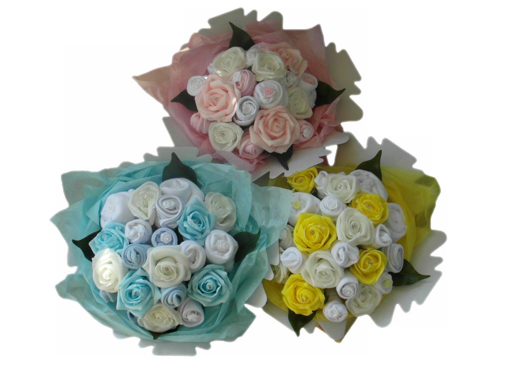 Baby bunch transforming the ordinary into extraordinary baby clothes bouquets izmirmasajfo